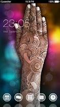 Tatoo Art Theme C Launcher - screenshot thumbnail 01