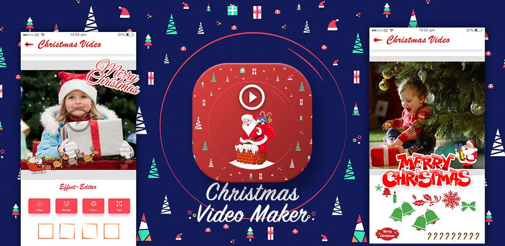 download christmas video maker by fotocity apk latest version app for android devices
