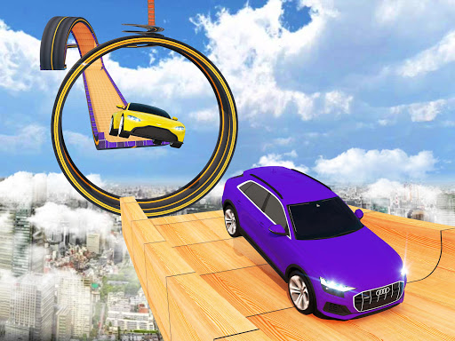 Ultimate City GT Car Stunt: Mega Ramp Climb Racing 2.0 screenshots 7