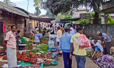 Photo: Matale Market