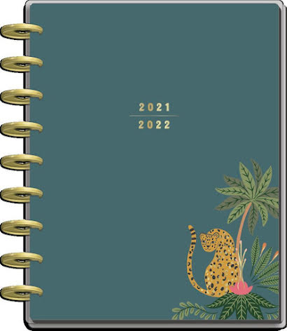 Me & My Big Ideas CLASSIC Happy Planner - Jungle Vibes