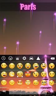 App Paris Animated Keyboard + Live Wallpaper APK for Windows Phone