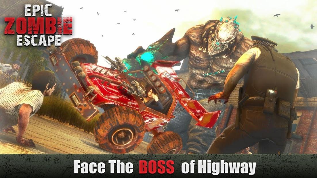 Highway Zombie Hunter: Apocalypse Shooting Game