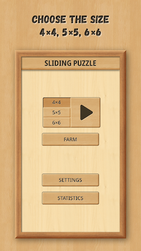 Sliding Puzzle: Wooden Classics filehippodl screenshot 1