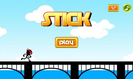 無料冒险AppのStick Run 2015|記事Game