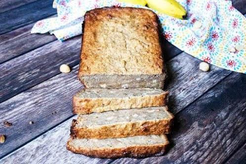Easy Healthy Banana Bread