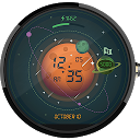 Planets Watch Face