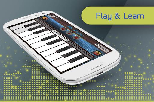 Real Piano Keyboard 1.2 screenshots 8