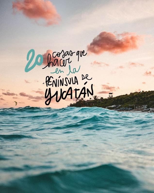 que ver y hacer en la Riviera Maya