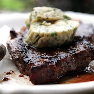 Garlic Herb Steak Butter Recipe