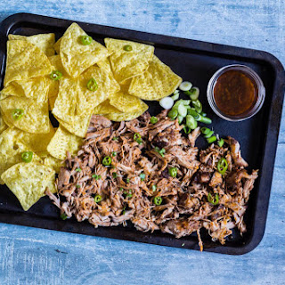 How To Make Spicy Pulled Pork On The BBQ.