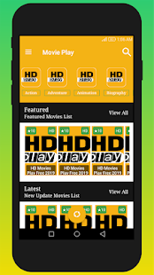 HD Movies Play Free 2019 - Streaming Movie Online Screenshot