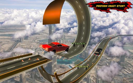 Racing Car Stunts On Impossible Tracks  screenshots 14