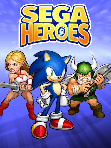 Screenshot for SEGA Heroes in United States Play Store
