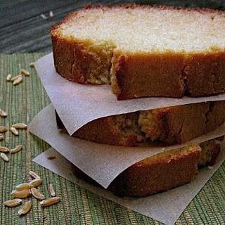 Kamut Pound Cake