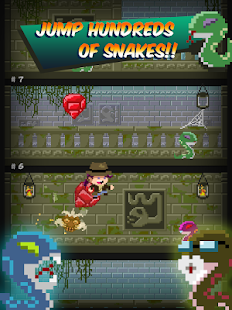 Indie Jane and the Snake Tower- screenshot thumbnail