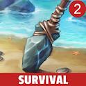 Survival Island 2: Dinosaurs & Craft icon