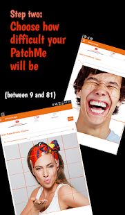 PatchMe - puzzle messaging app- screenshot thumbnail