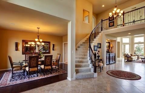 Beautiful Interieur De Maison Americaine Images - Awesome Interior ...