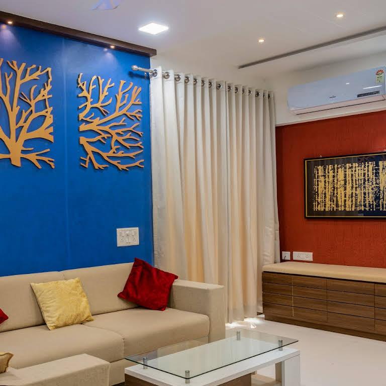 moddinterio - interior design firms in ahmedabad