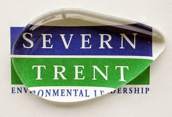 Severn Trent 'cleaning the pipes'
