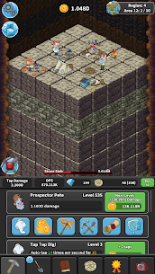 Tap Tap Dig – Idle Clicker Game MOD 1.5.0 (Unlimited Money) Apk 5