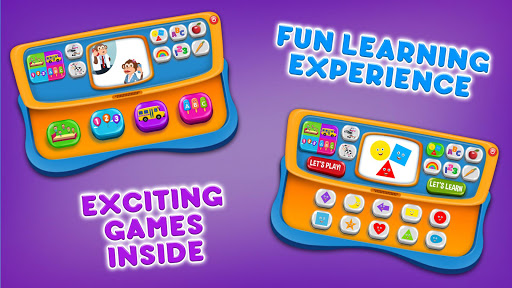 Baby Phone Game for Kids Free apklade screenshots 1