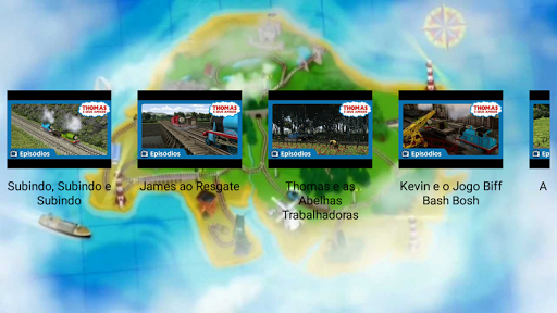 Vídeos do Thomas screenshot 3