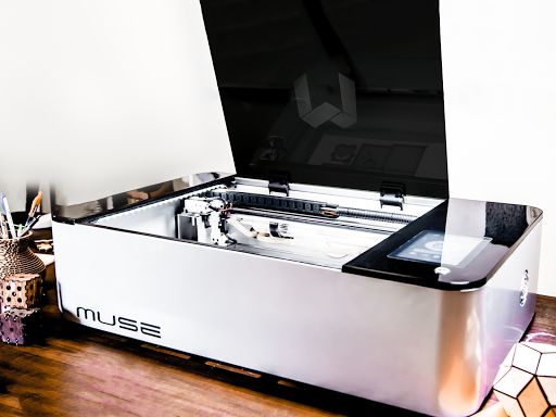 Tech Breakdown: FSL Muse Laser Cutter and Engraver