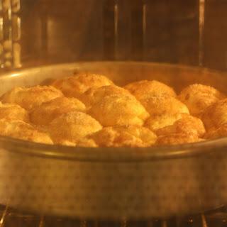 Pull-Apart Cardamom Bread Rolls