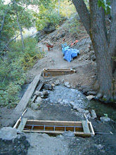 Photo: Sierra Canyon Trail/Genoa Loop/Eagle Ridge Loop Construction