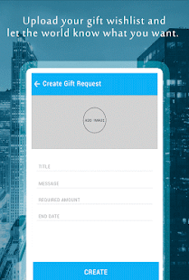 Crowdie - Social Gift Registry- screenshot thumbnail
