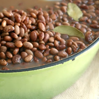 Homemade Chili Beans With Pinto Beans Recipes