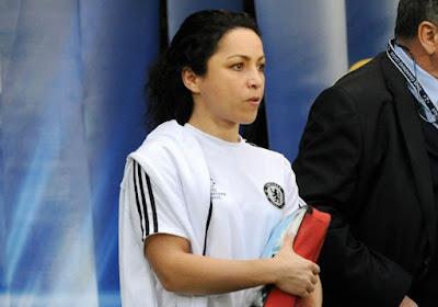 La raison du départ d'Eva Carneiro, le médecin de Chelsea