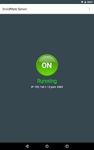 DroidMote Server PRO (root) Latest v3.9.9 Apk Download 8