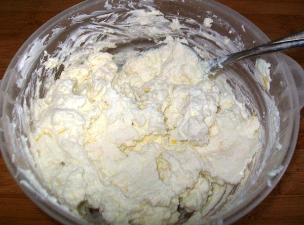 While the lamb is cooking, bring the goat cheese to room temperature. Once it...