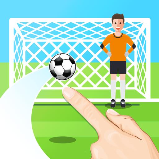 Penalty Shooter ⚽Goalkeeper Shootout Game