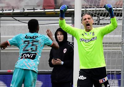 Antwerp-Charleroi: pas de faute de main de Nurio et donc penalty injustifié