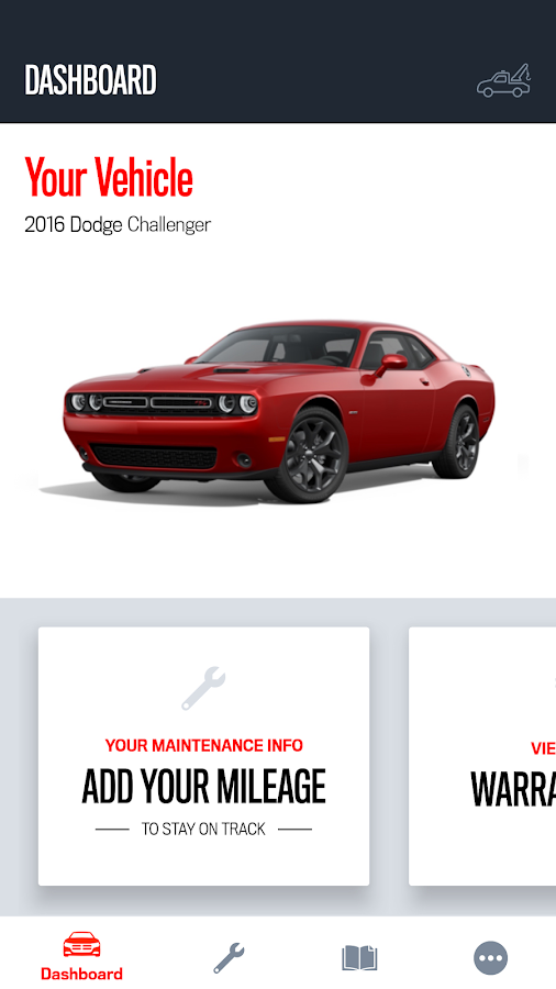 Mopar® Owner's Companion- screenshot