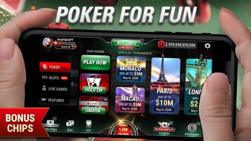 Jackpot Poker by PokerStars™ – FREE Poker Games screenshots 1