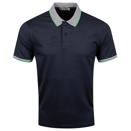 G/Fore Piké Printed Polo, twlt