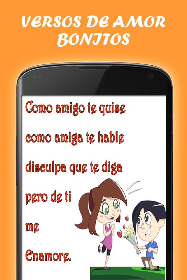 Versos de amor para enamorar gratis - Android Apps on