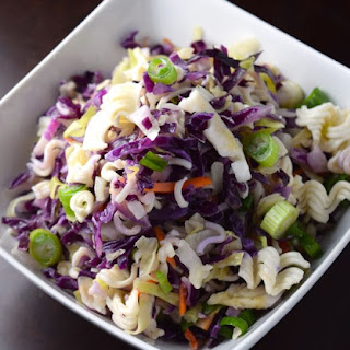 Ramen Cabbage Slaw