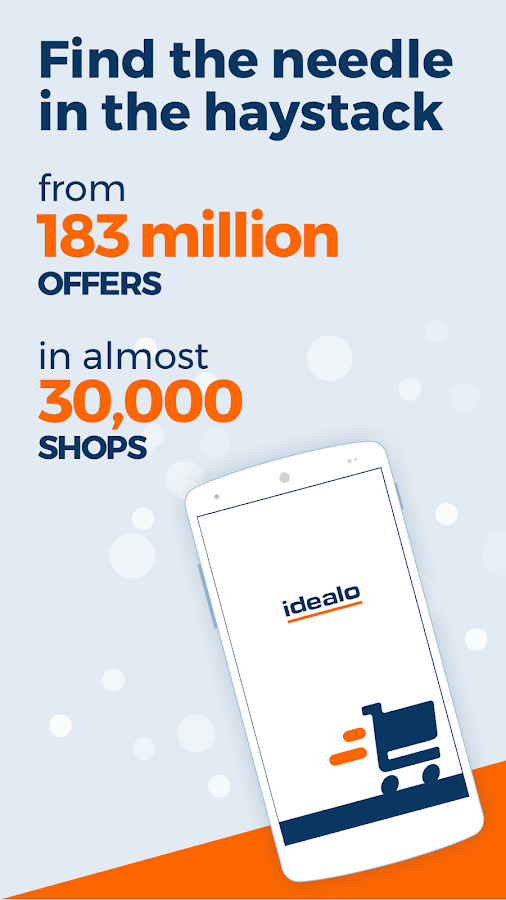 idealo - Price Comparison & Mobile Shopping App- screenshot