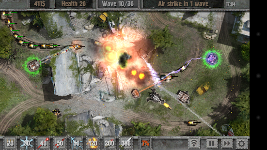 Defense Zone 2 HD Screenshot