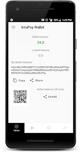 Download IntuPay - IntuCoin Wallet For PC Windows and Mac apk screenshot 1
