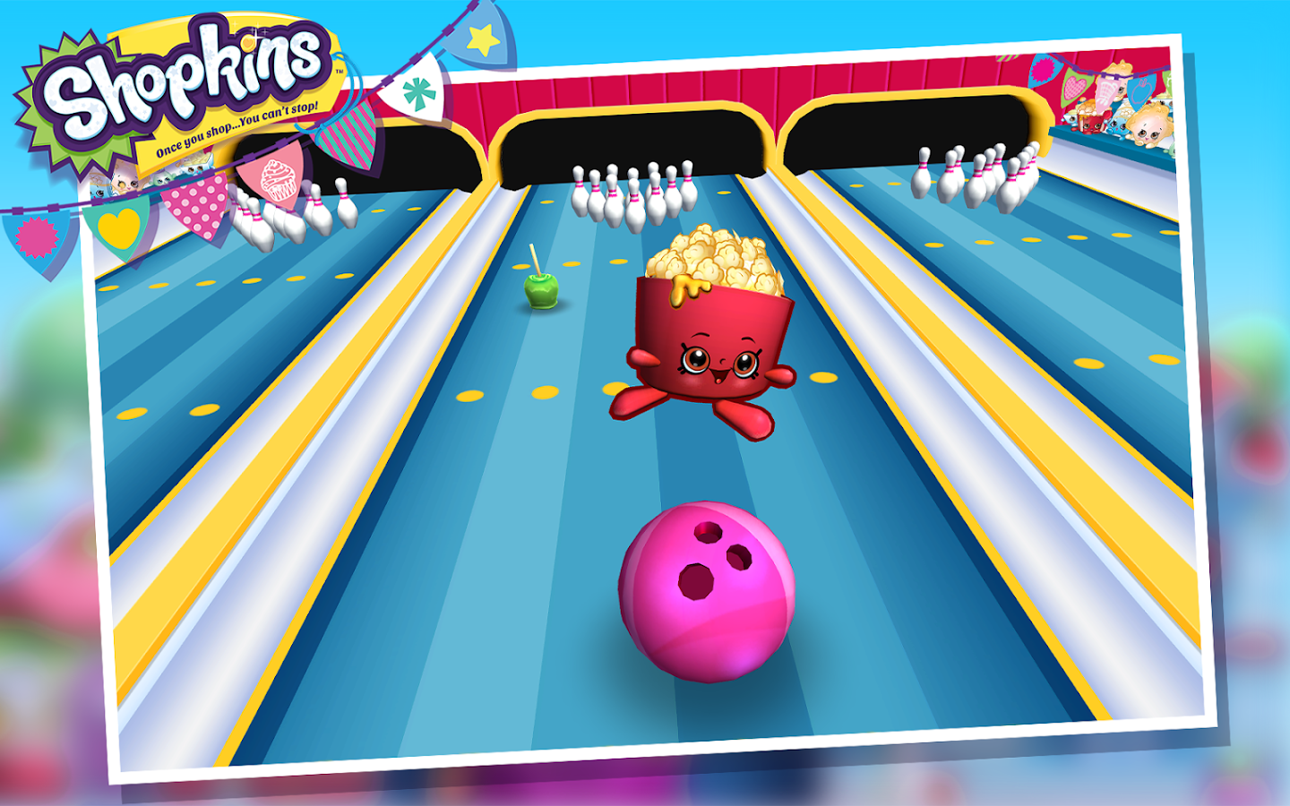 Shopkins World!- screenshot