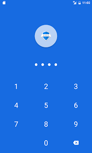 App Lock: Fingerprint Password Screenshot
