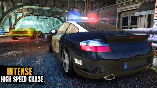 Police Car Prisoner Chase - náhled