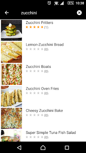 Cooking Recipes 1.53 screenshots 6